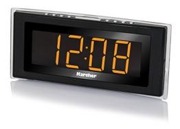 karcher-ur-1080-uhrenradio-pll-fm-radio-raumtemperaturanzeige-led-stimmungslicht-dimmbares-display-dual-alarm-wochenendnapsnooze-funktion-sleep-timer-schwarz-1